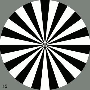 15-period code wheel