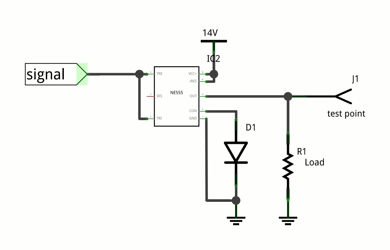 555 As A Push Pull Level Shifter Psmay Timer Oscillator Circuit